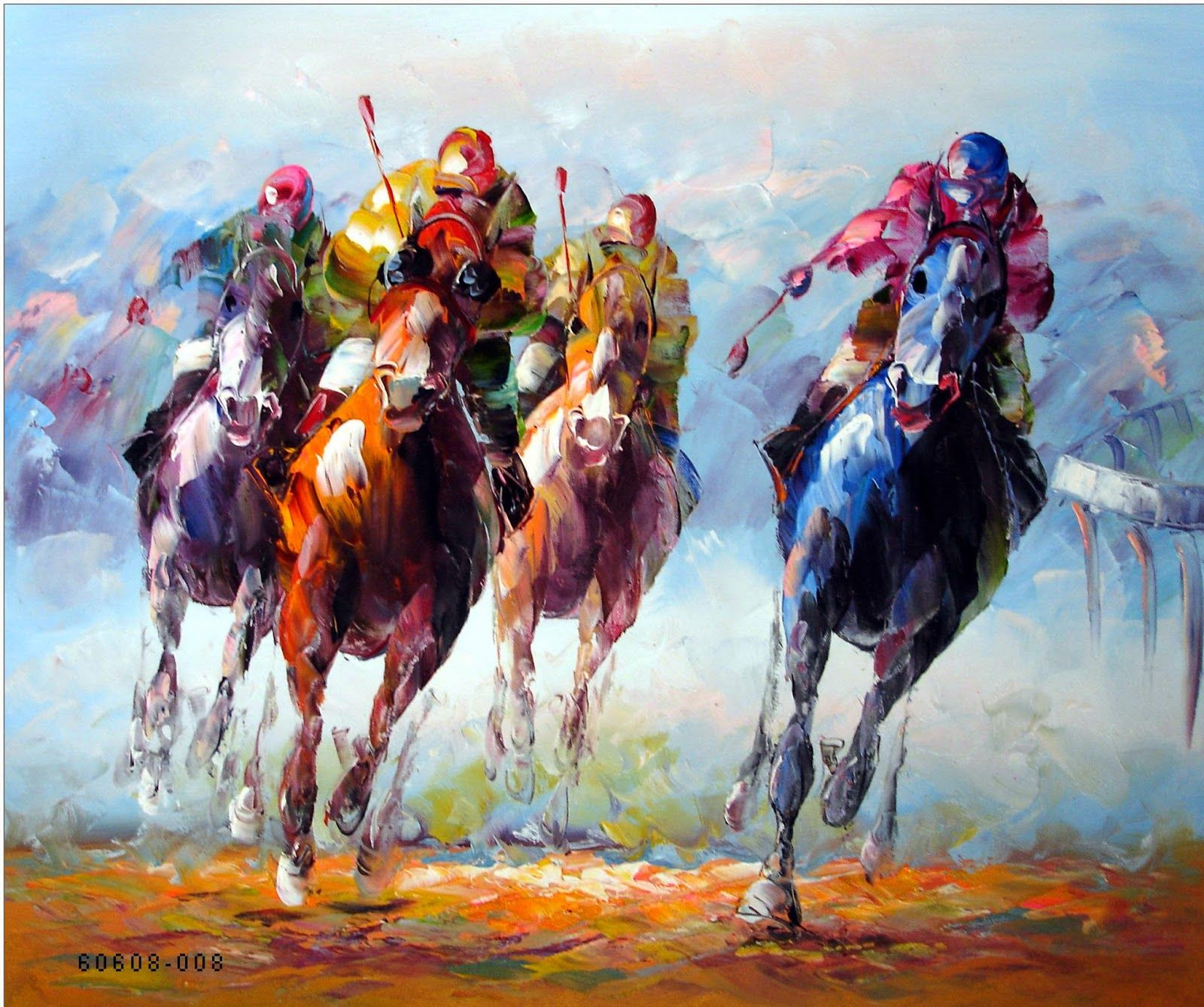 All Our Oil Paintings Are 100 Hand Painted By Talented Artists Using High Quality Paints And Only The Best Linen Canvas
