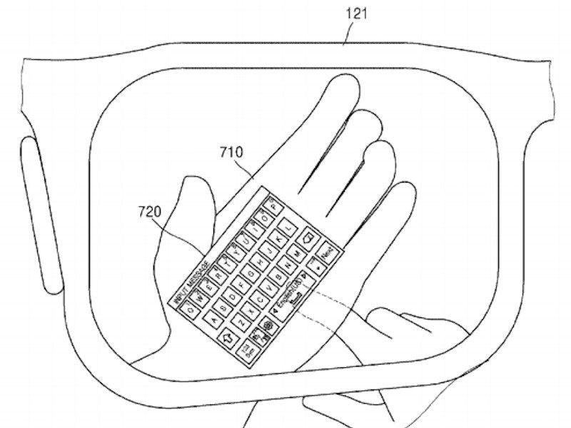 Samsung Patent Shows Minority Report Inspired Smart