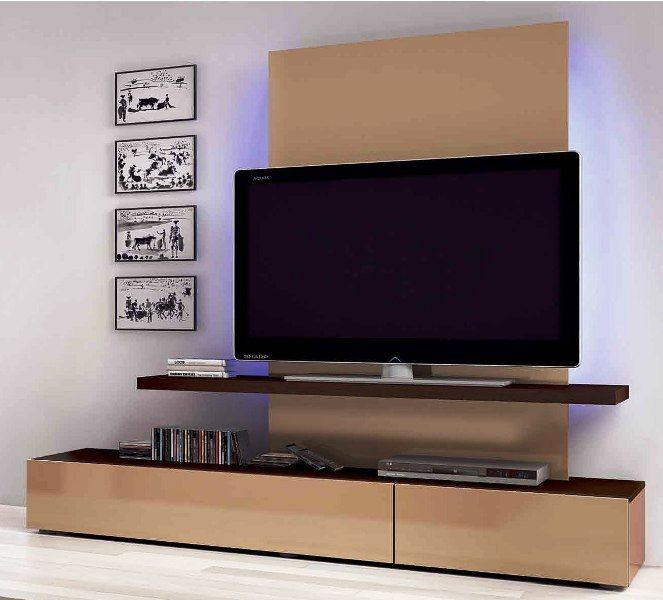 Resultado de imagen para muebles para tv led regi - Muebles para tv plana ...