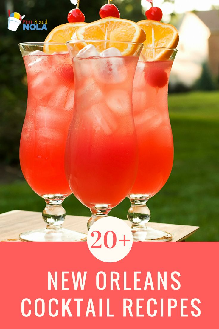 New Orleans Cocktail Recipes You Need To Make Travel