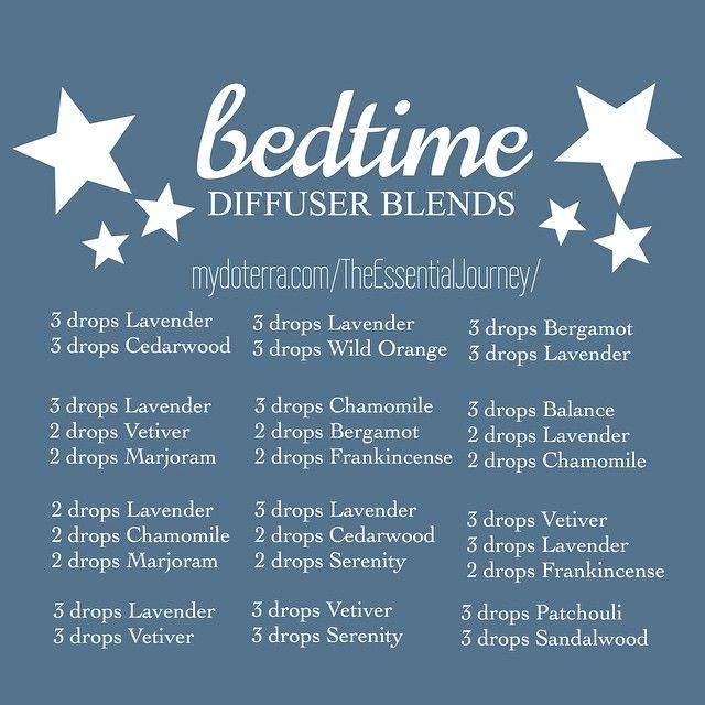 Image result for bedtime diffuser blends