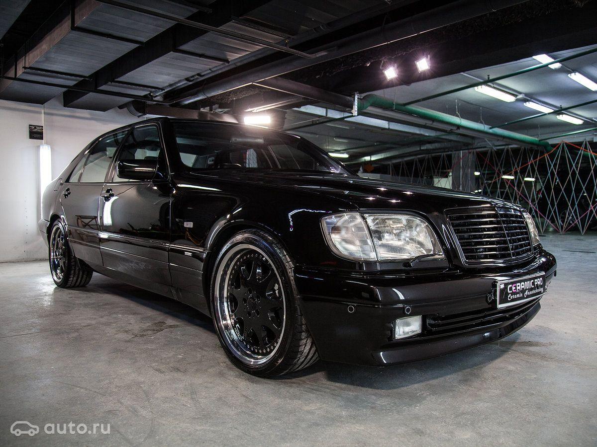 1997 Mercedes Benz S Class 7.3 (W140) Brabus Autosport Edition