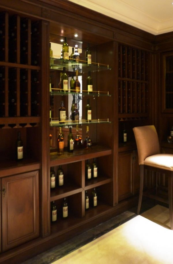 Pin By Xiao On 欧式 Wine Cabinets Interior Design Home Decor