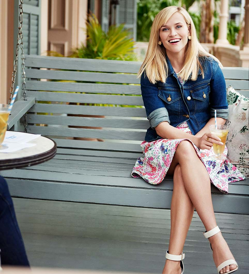 Southern Grace with Draper James: A Look at Reese ... Reese Witherspoon Clothing Line