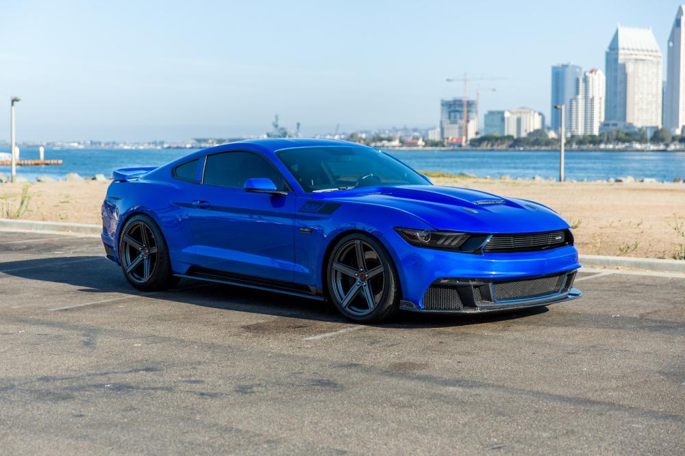 2015 Saleen Mustang S302 Black Label Saleen Mustang Mustang Black Label