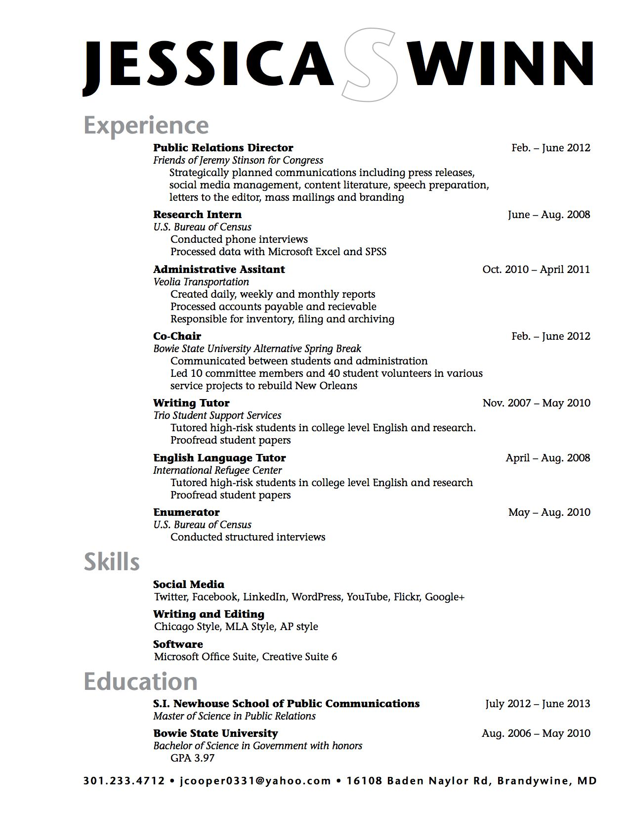 Resume Example For High School Student Sample Resumes   Http://www.jobresume  Sample Resume High School Student