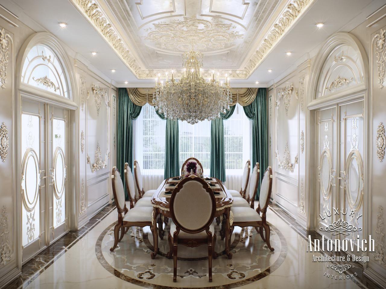Kitchen Design In Dubai Luxury Kitchen Interior Photo 4 Luxury