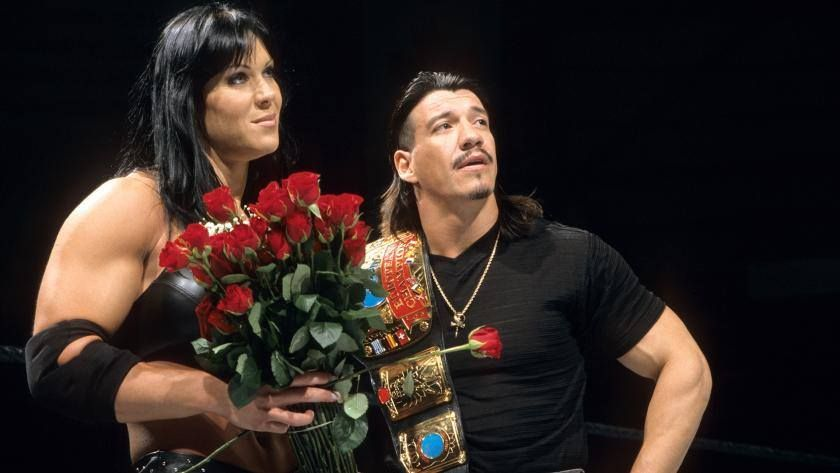 Image result for eddie guerrero and chyna