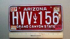 License Plate Arizona Cactus Passenger HVV saguaro 156 #arizonacactus License Plate Arizona Cactus Passenger HVV saguaro 156 #arizonacactus