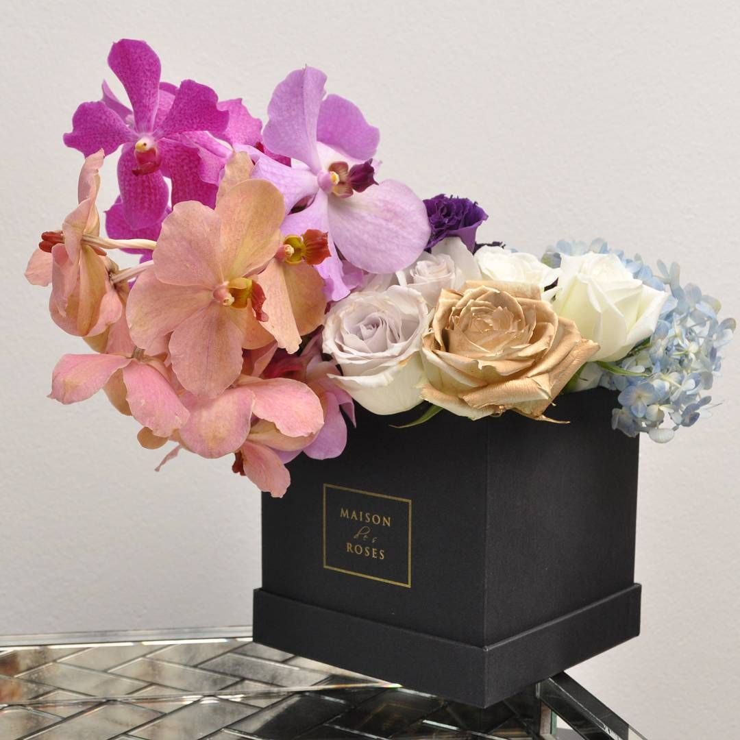A Bloombox Is Born Out Of Our La Petite Collection We Have Named