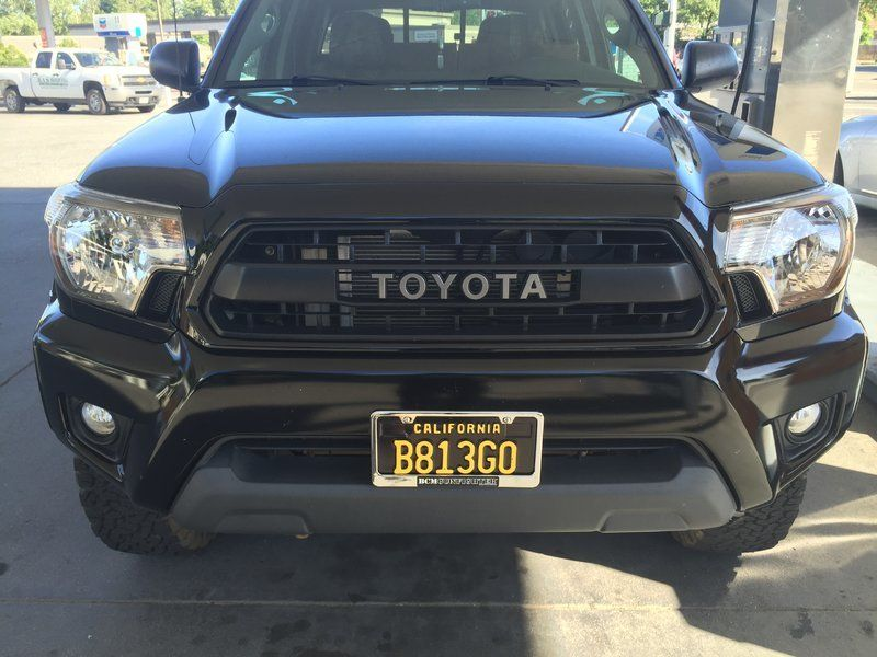 Image Result For 2017 Tacoma Trd Off Road Pro Grille