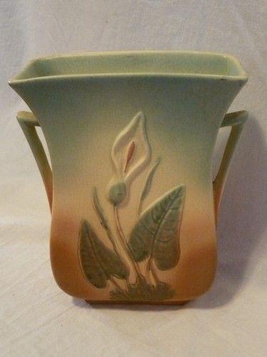 46934567 Vintage Hull Flower Vase 50033 8 Httpget