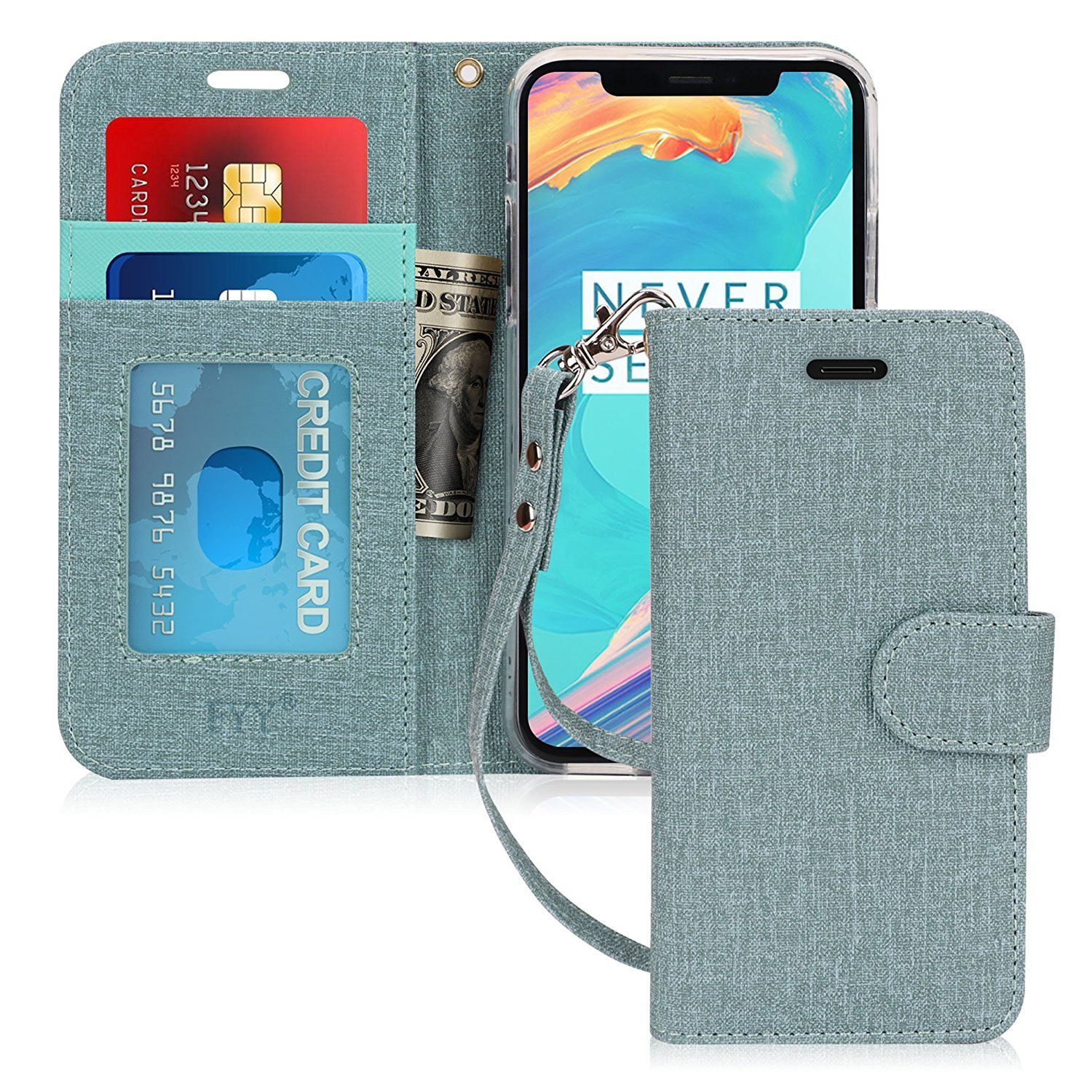 Fyy case for iphone xs 58 2018iphone x10 2017 rfid