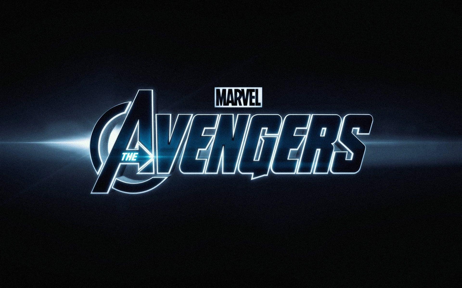 """Avengers"" Movie logo"