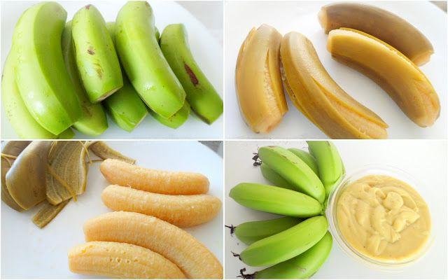 Biomassa De Banana Verde Beneficios Da Banana Receitas Com