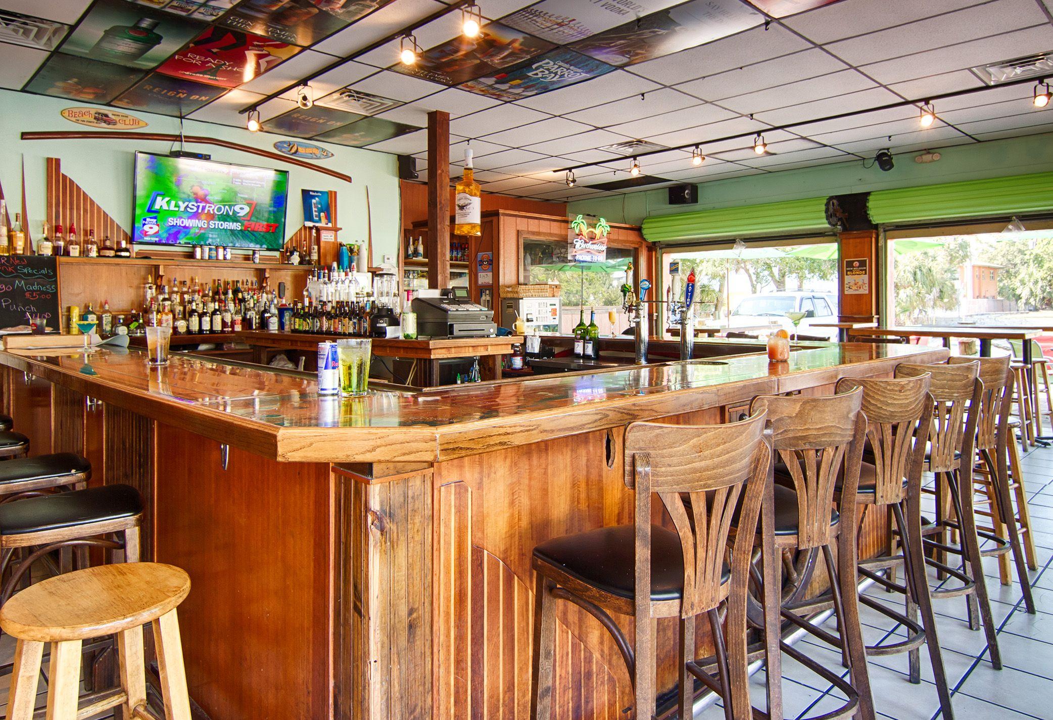 18ontherocks Best Drink Seafood Restaurant Indian Rocks Beach Fl