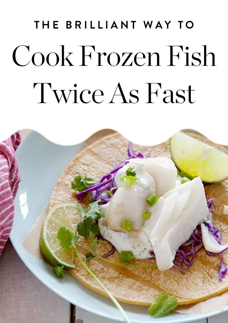 3 Quick And Easy Ways To Thaw Salmon Frozen Fish Recipes Fish Dinner Food