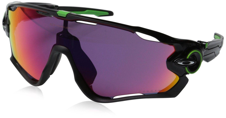 Oakley Men's Jawbreaker OO929011 Shield Sunglasses