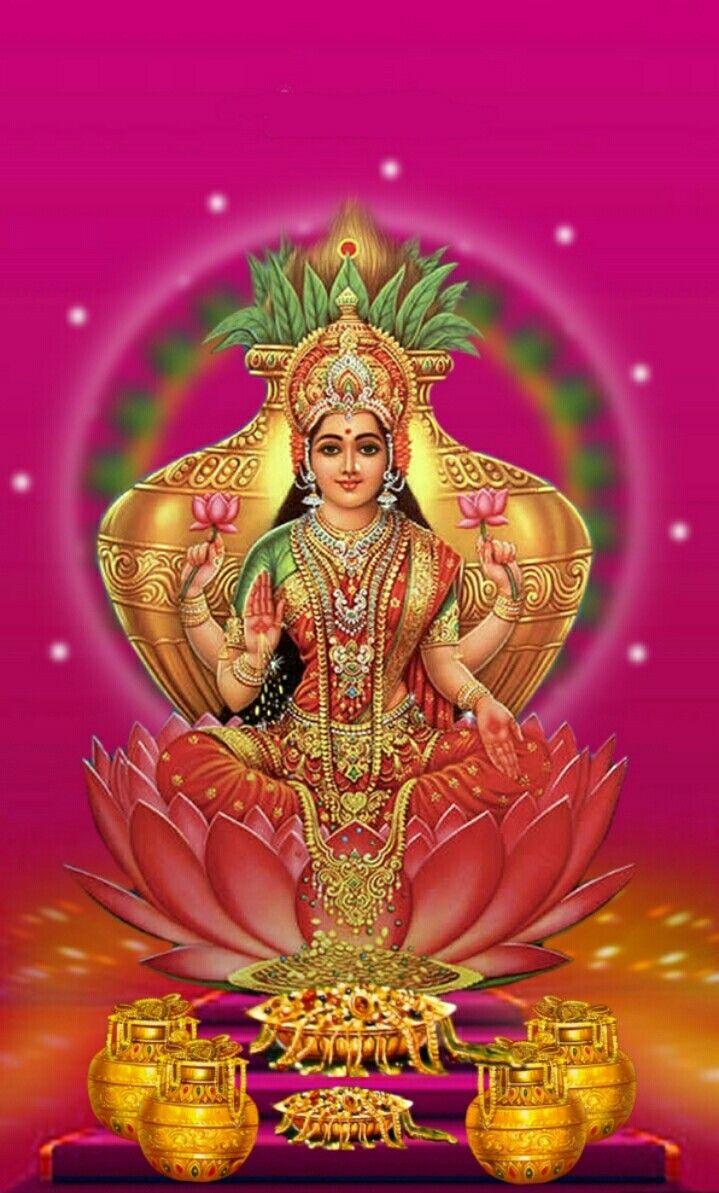 Pin By Santosh On Laxmi Maa 3 Goddess Lakshmi Lakshmi Photos Indian Goddess