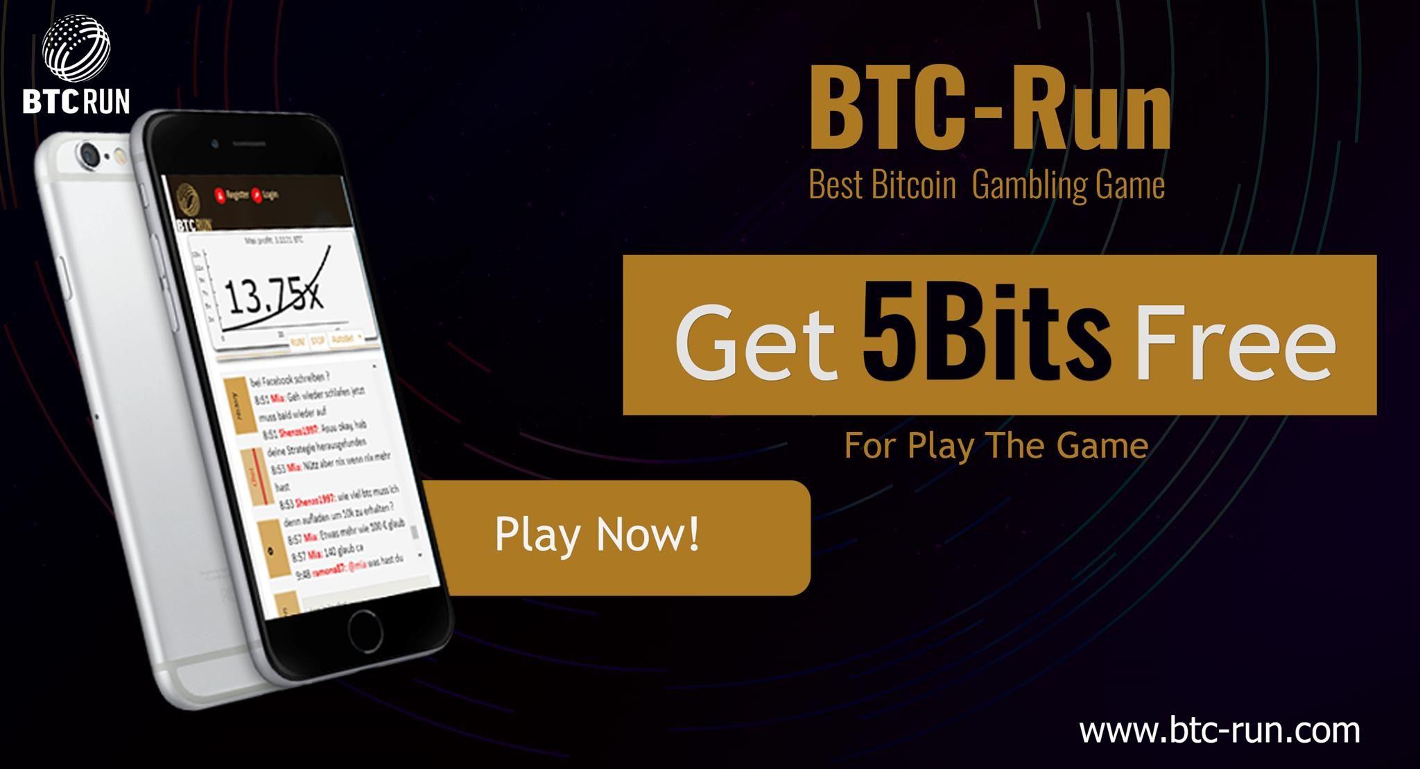 Deposit to get Free Bitcoins as Bonus! Free, How to get