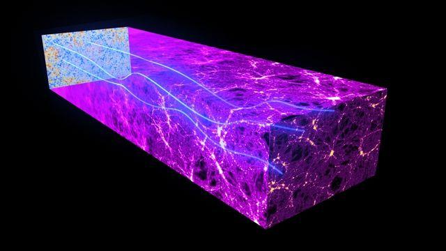 Una interpretación de la mecánica cuántica permitiría el viaje en el tiempo