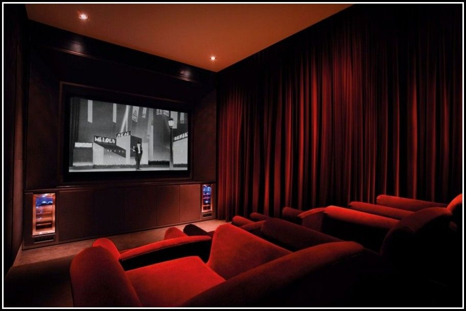 Cinema curtains home curtain menzilperde net for Motorized curtains home theater