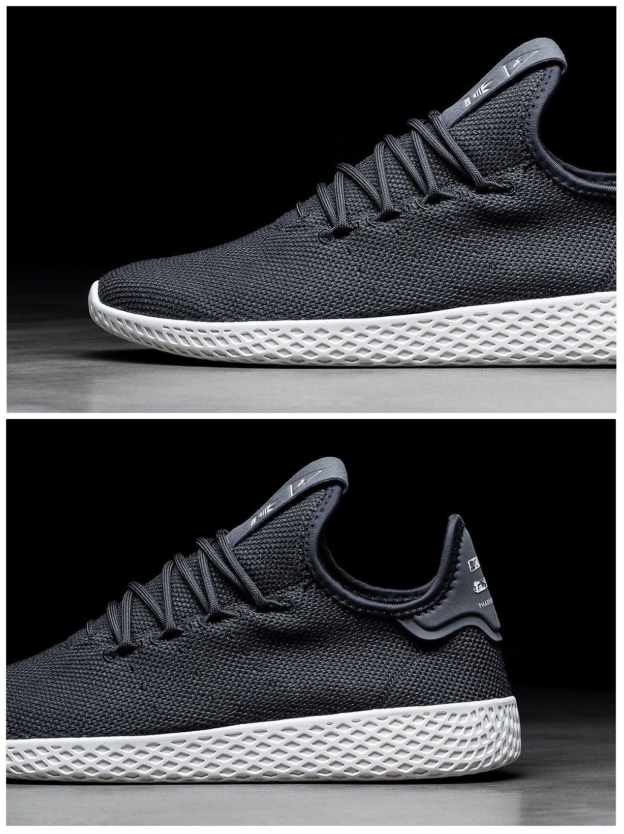 90d018c593a46 Pharrell x adidas Originals NMD HU Tennis Tennis Sneakers