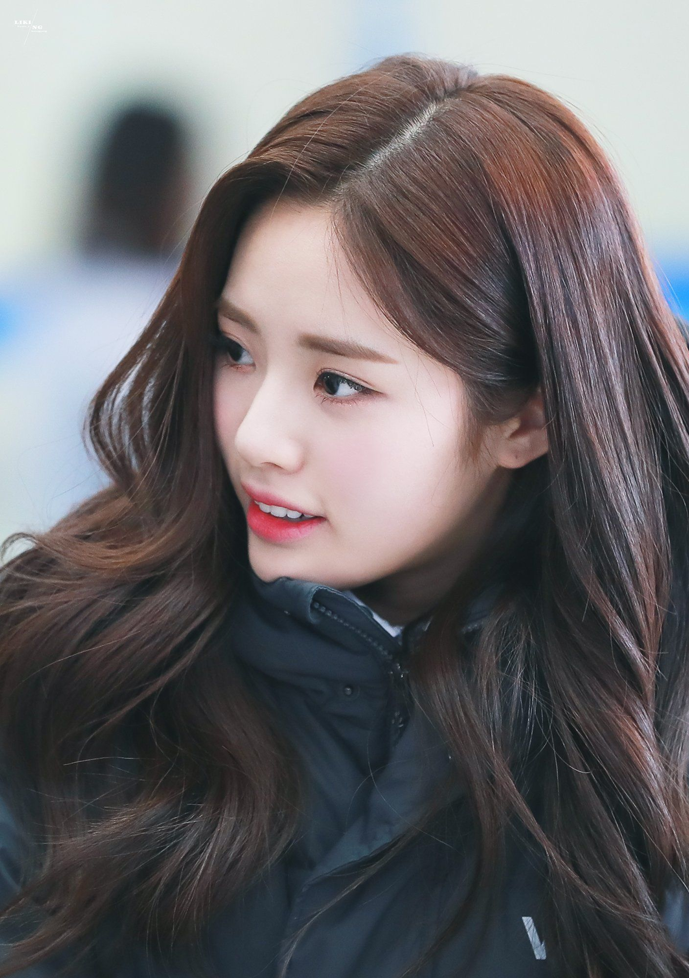 Pin By Franny Peralta On Fromis 9 Kpop Hair Color Hair Highlights Cool Hairstyles