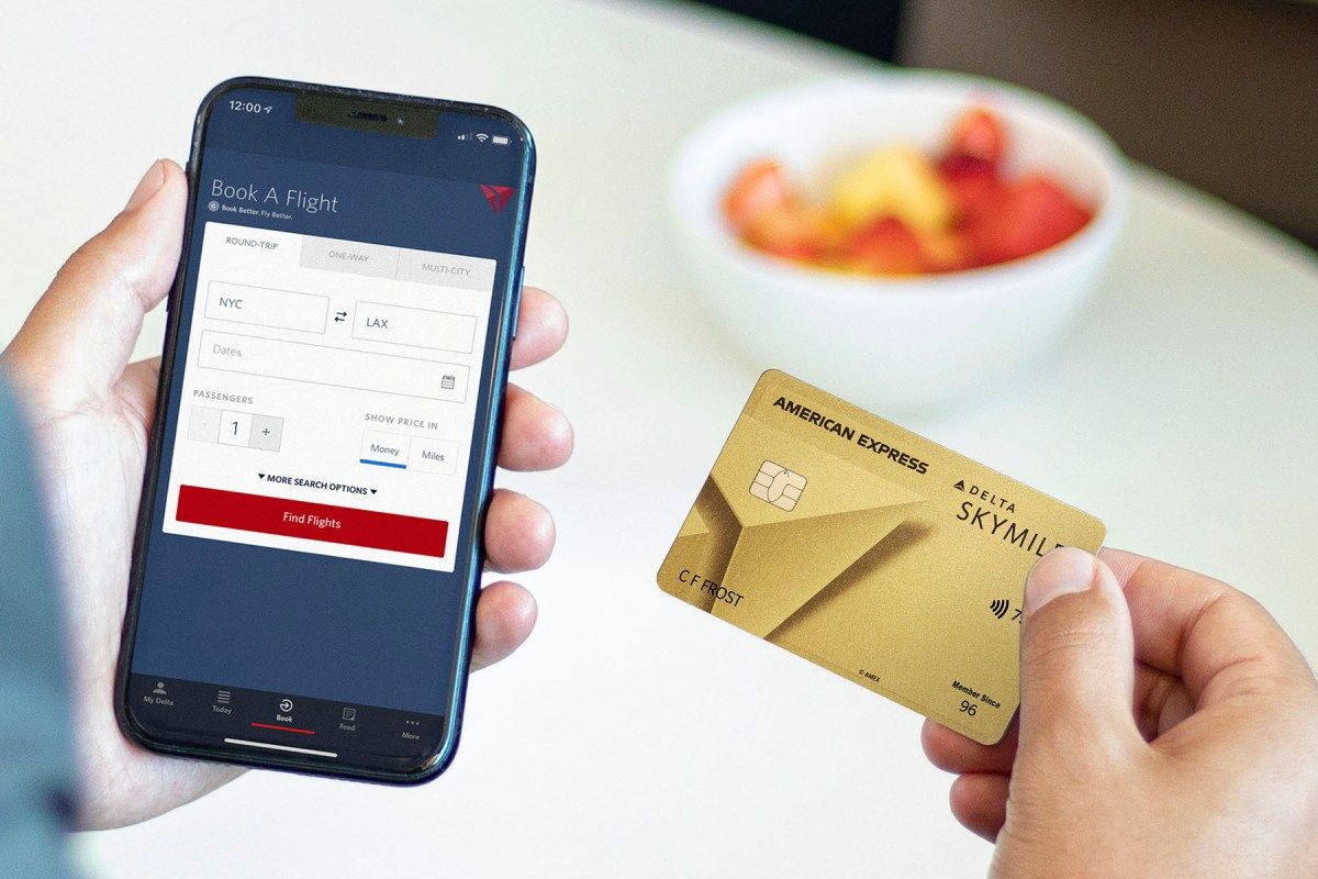 Delta skymiles american express cards relaunched with new