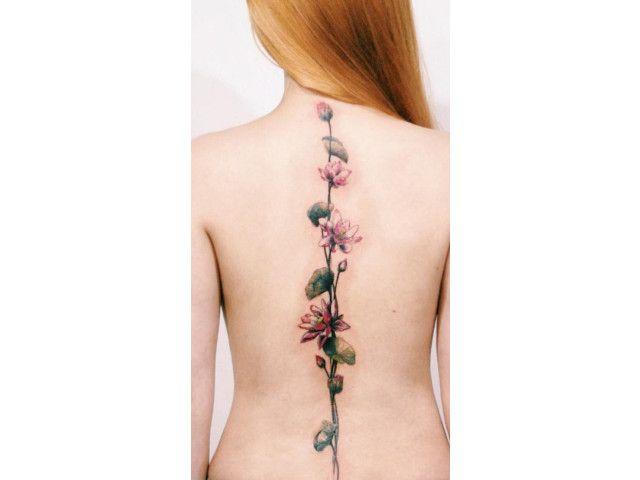tatouage dos femme : 55 jolis tatouages | tatoo | pinterest | tatoo