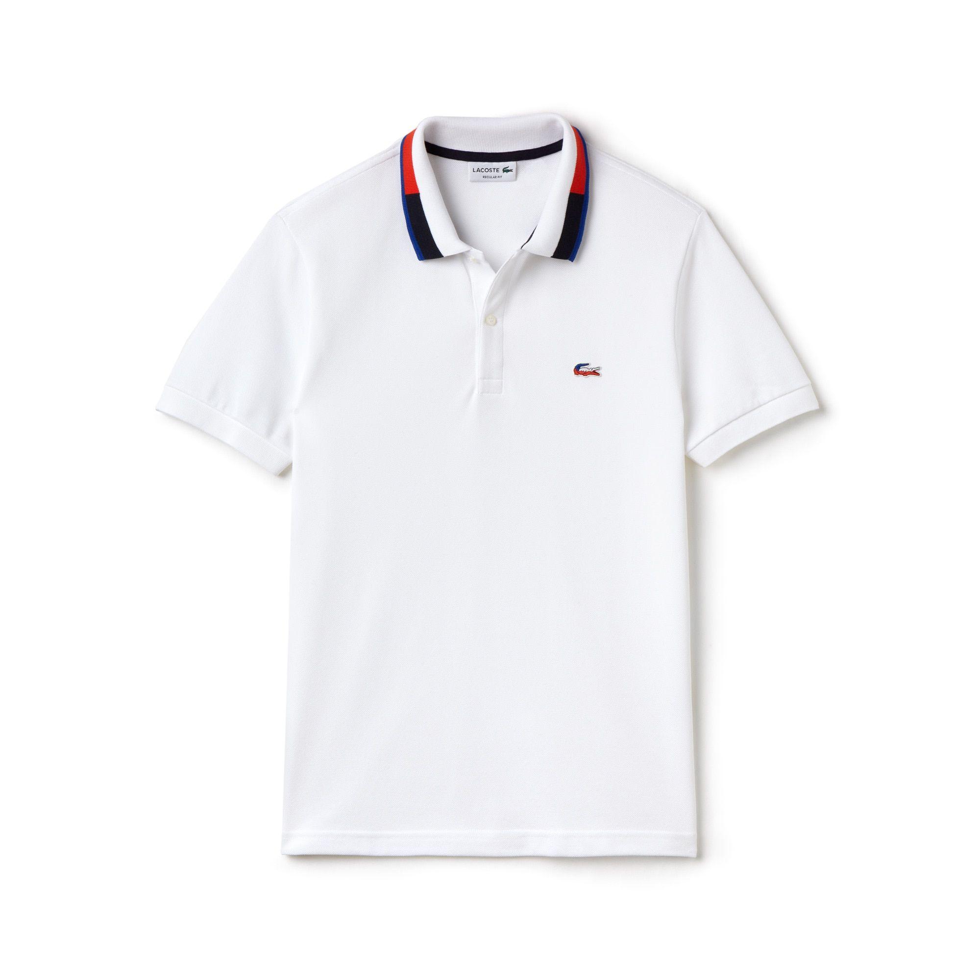 Men S Multicolored Crocodile Polo Shirt Lacoste Lacoste Polo Shirts Polo Shirt Polo Shirt Outfits