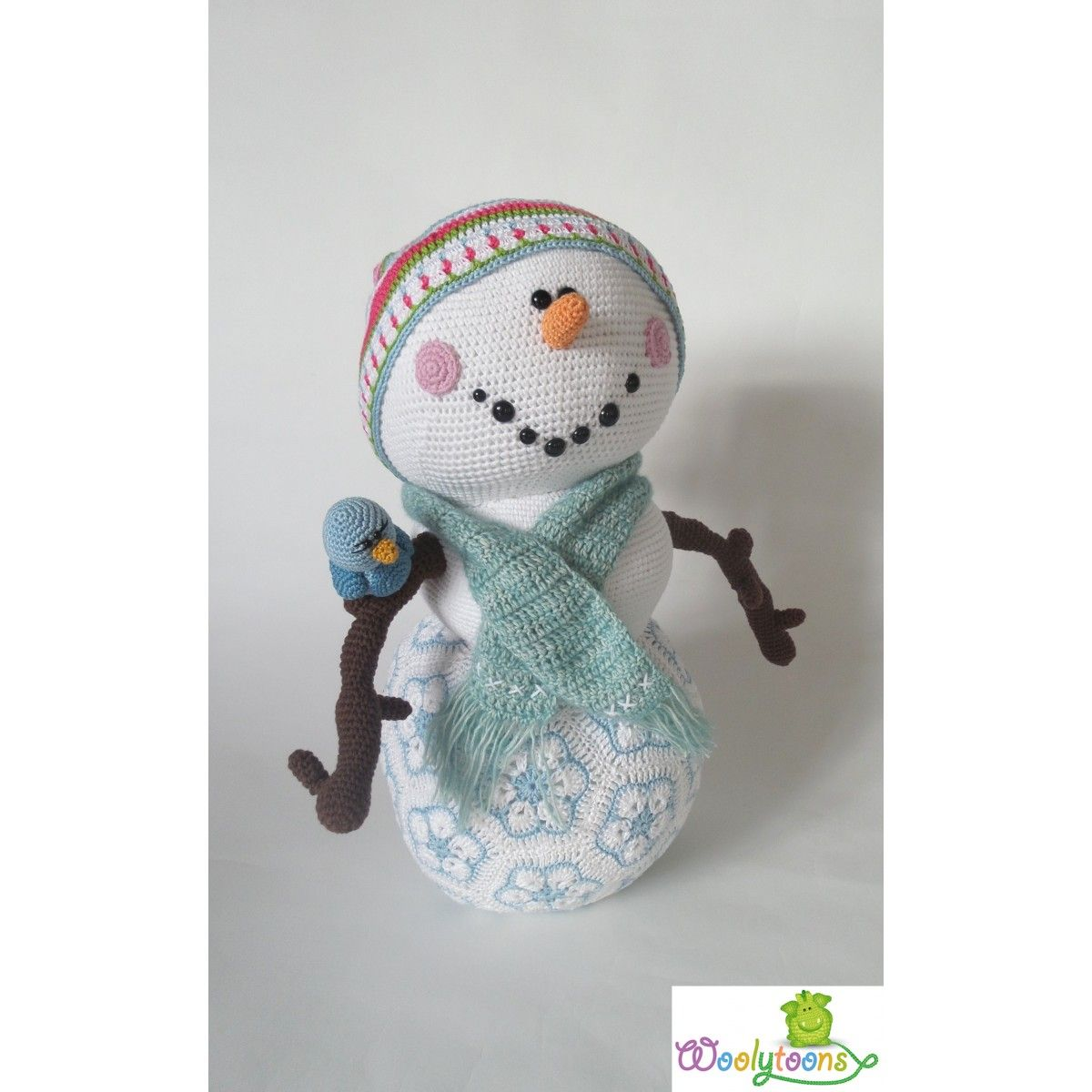Frosty De Sneeuwpop Haken Archidev