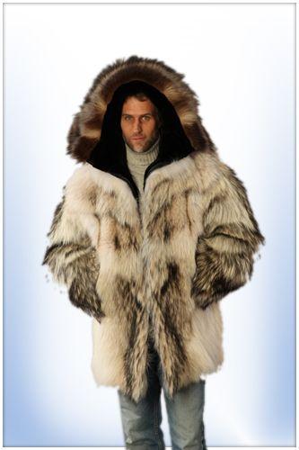 Alaska Eskimo Parka Timberwolf