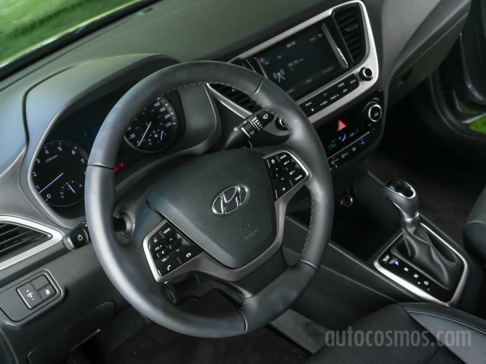 Hyundai Accent 2019 Un Auto Fabricado En Mexico Autos