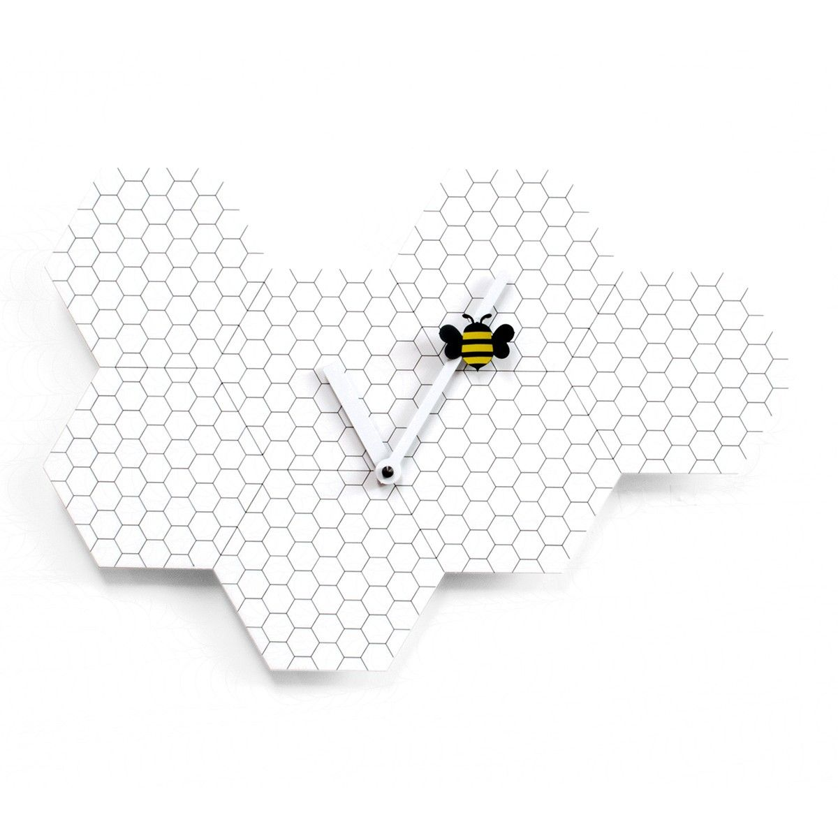 Time2bee 2260 White Wall Clock Colorful Wall Clocks White Wall Clocks Wall Clock