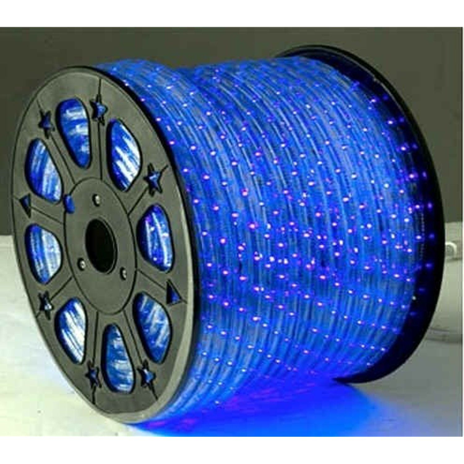 Blue 12 V Volts Dc Led Rope Lights Auto Lighting 9 Meters 29 5 Feet Read More At The Image Link This Is An Affiliate Led Rope Lights Rope Lights Led Rope