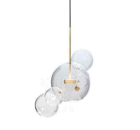 Replica Bolle Pendant Light Bubble Chandelier By Giopato