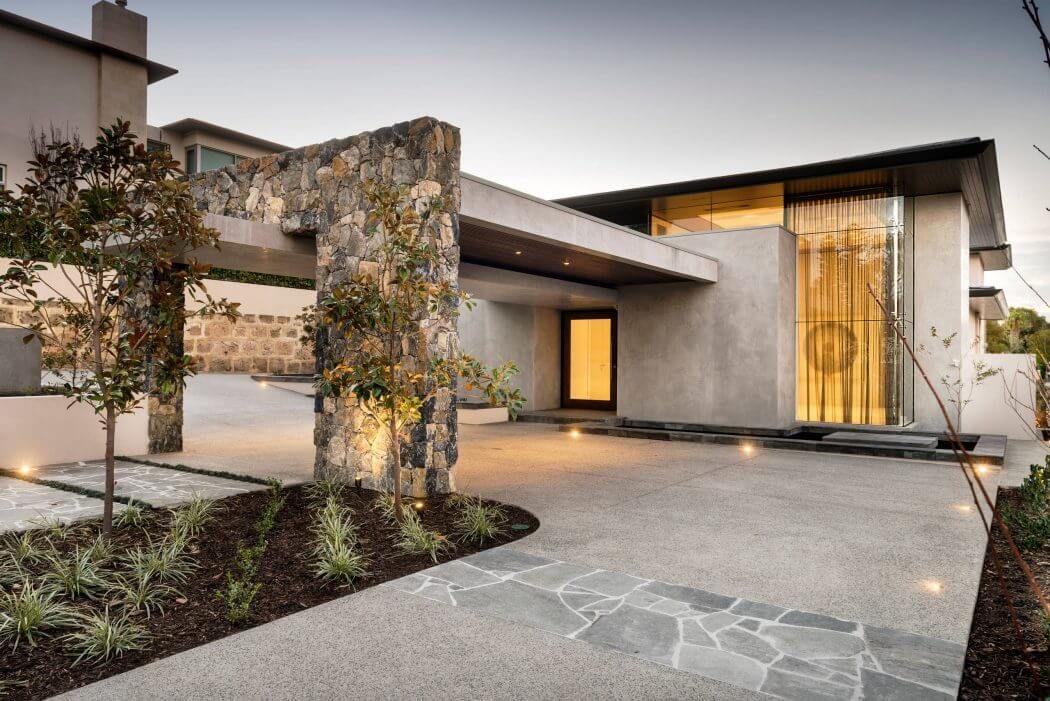 Keane street residence lesmurdie australia by gary keen design