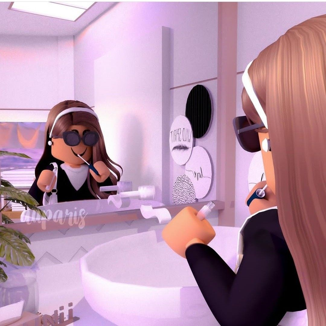 Boujee Aesthetic Roblox Gfx In 2020 Roblox Pictures Roblox Animation Cute Tumblr Wallpaper