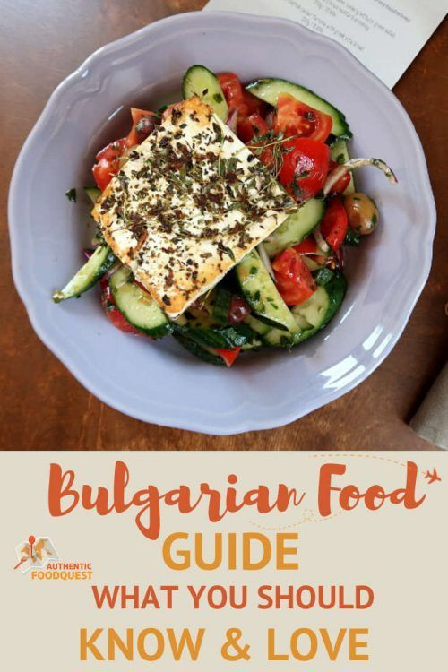 Bulgarian Food Guide: What You Should Know And Love