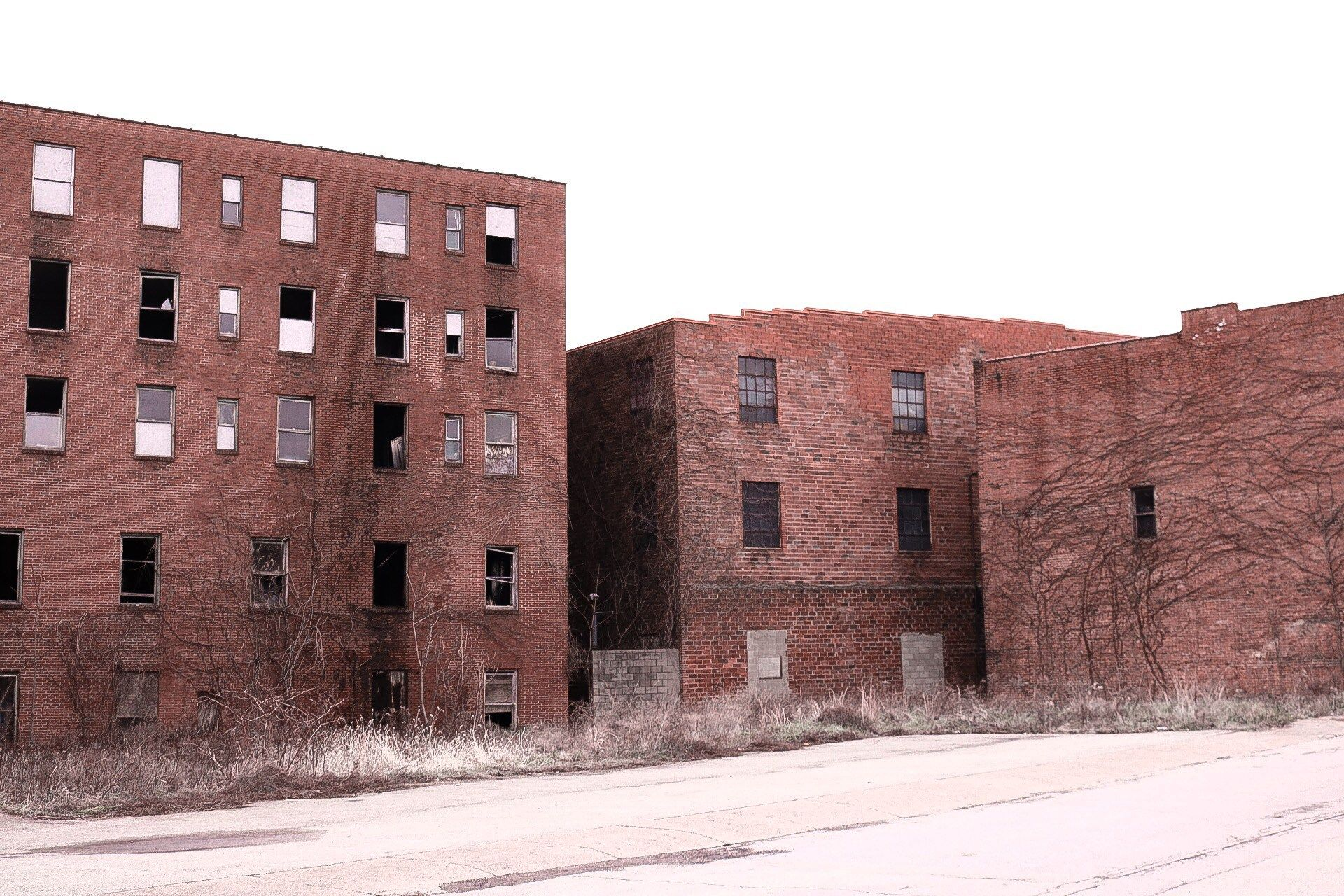 Realizing The Demise Of A Once Booming City, Brownsville, Pennsylvania  - Crystal Carder