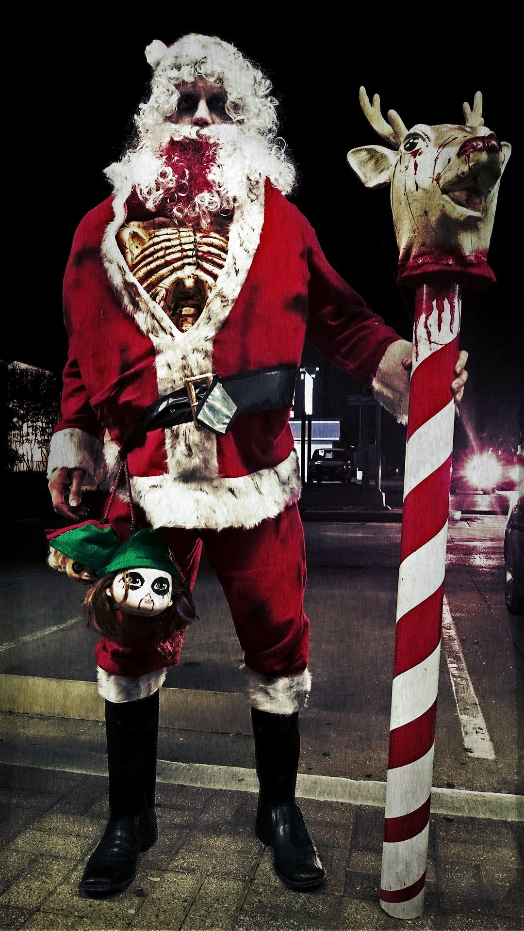 Christmas Zombie Costume.26 Halloween Costumes Done Right Costumed Cool Halloween