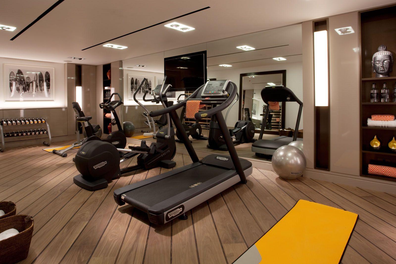 Home Gym Design: Gym, Basement Gym And Jealousy