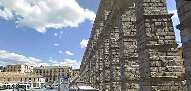 Acueducto de Segovia - Segovia aqueduct.