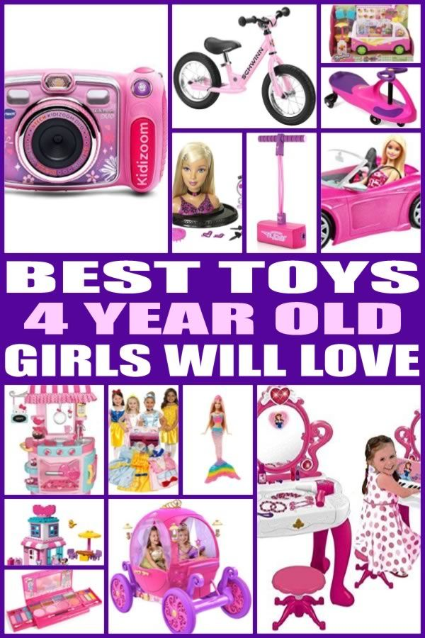 Kids would love any of these toys from this ultimate toy gift guide. Find  the best toys perfect for four year old girl birthdays, Christmas ... - Best Toys For 4 Year Old Girls Gift Guides Christmas, Gifts