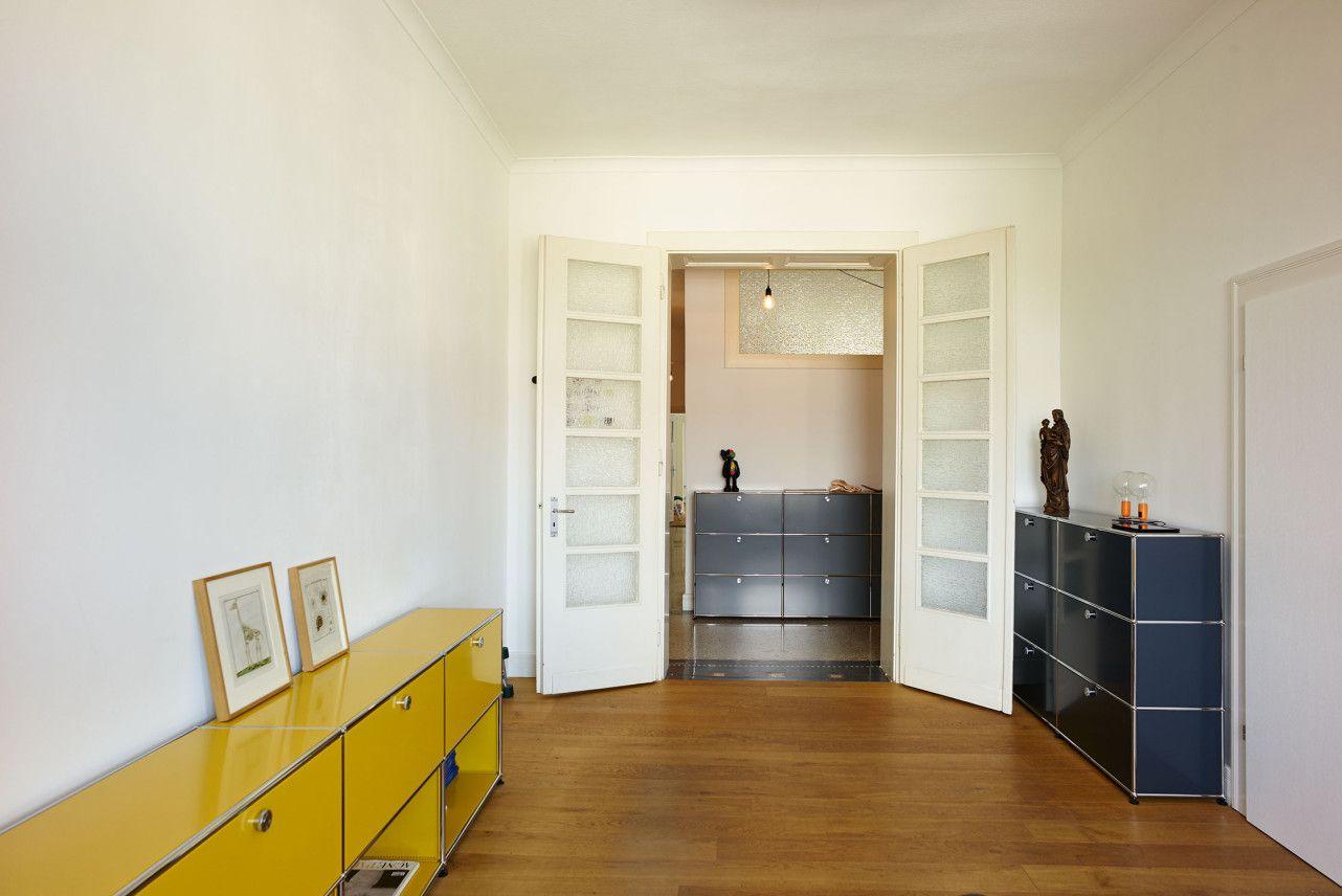 jan van de weyer und louisa rachedi personalities by usm design pinterest usm haller. Black Bedroom Furniture Sets. Home Design Ideas