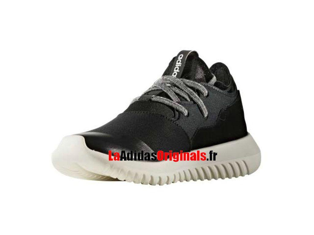 Adidas Tubular Entrap W - Chaussure Adidas Originals Pas Cher Pour Homme Femme  Noir  475aef6894d1