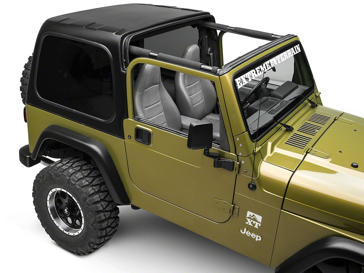 Dv8 Off Road Hard Top 97 06 Jeep Wrangler Tj Excluding Unlimited