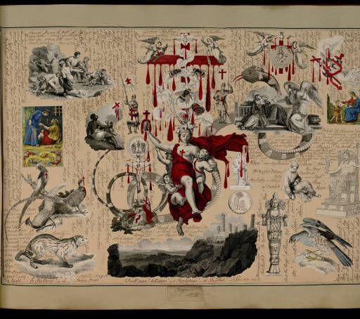 The Victorian Blood Book - John Bingley Garland