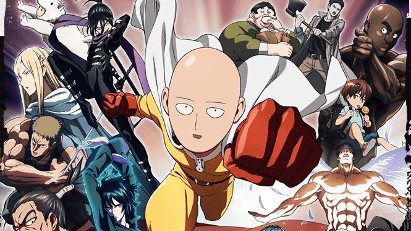 秋アニメ『ワンパンマン』新たなビジュアルと追加キャスト発表!新しいPVも到着です! 2015年秋アニメ